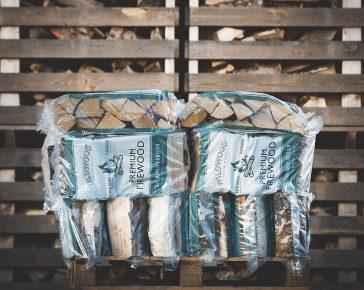 Pallet of 30 Wildwood Bags