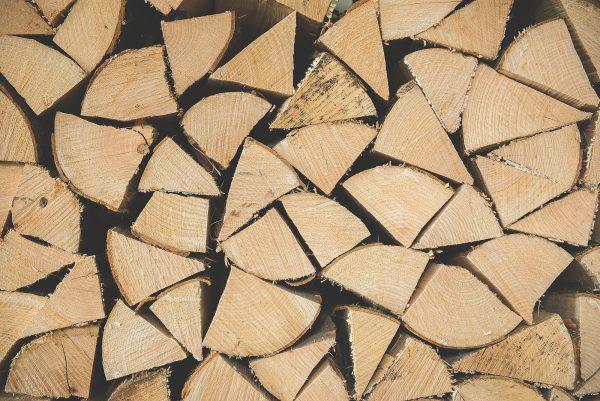 wildwood stacked kiln-dried logs